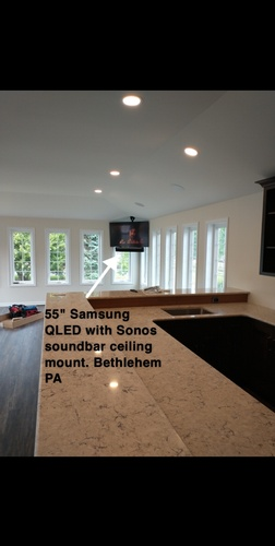 Residential Home Theatre Installation